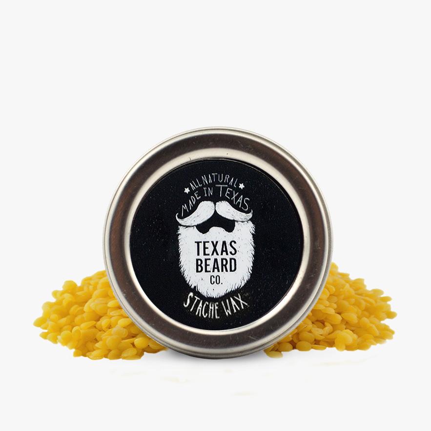 texas beard co mustache wax texas beard company. Black Bedroom Furniture Sets. Home Design Ideas